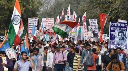 JNU protest: Oppn urges govt to step in