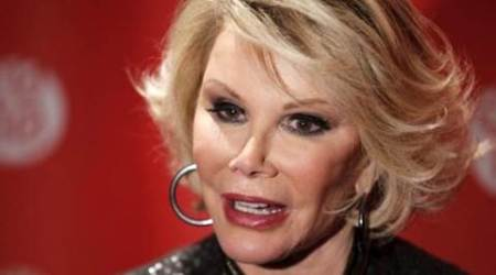Joan Rivers' prized possessions up for auction