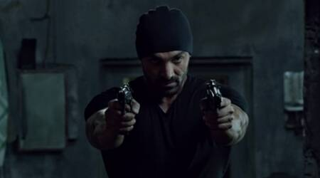 Action in 'Rocky Handsome' is world-class: JohnAbraham