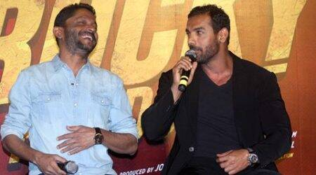 No action sequence between John Abraham and Nishikant Kamat in 'RockyHandsome'