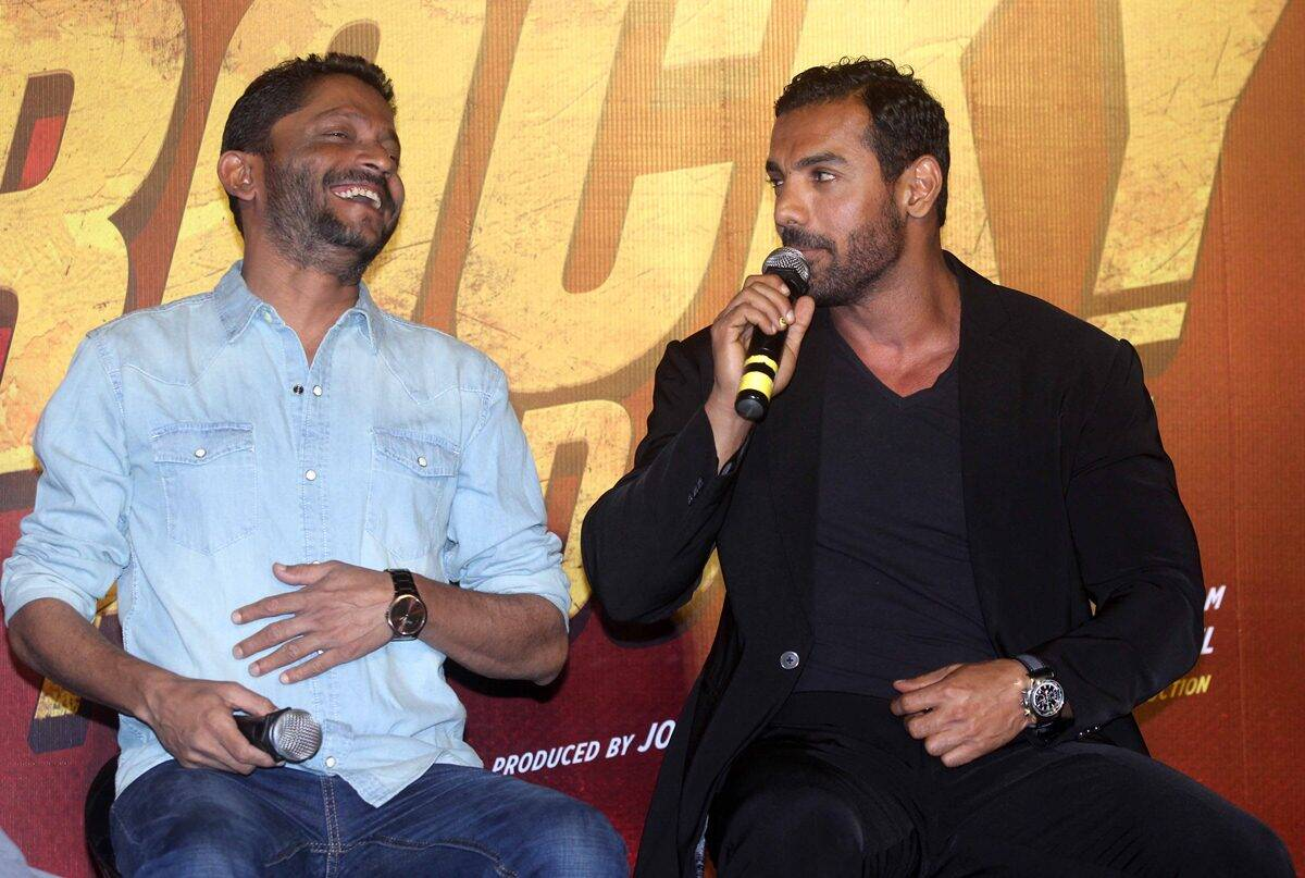 No action sequence between John Abraham and Nishikant Kamat in ...