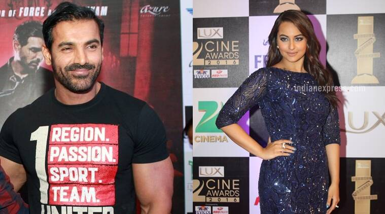 john Abraham, Sonakshi Sinha, Force 2, John Abraham Force 2, Sonakshi Sinha Force 2, john Abraham Sonakshi Sinha, Entertainment news