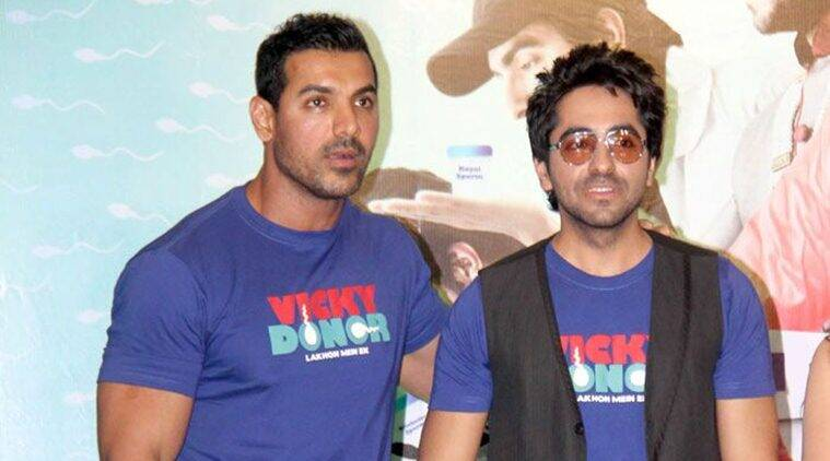 john abraham, Ayushmann Khurrana, Ayushmann Khurrana movies, Ayushmann Khurrana upcoming movies, Ayushmann Khurrana news, Ayushmann Khurrana latest news, entertainment news