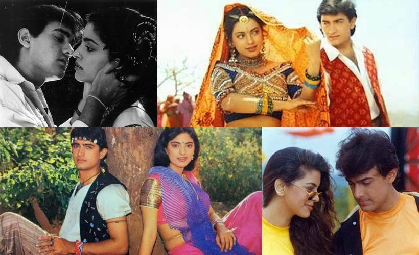 Happy Birthday Aamir Khan: Anushka, Katrina, Juhi and