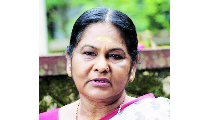 K P A C Lalitha's name proposed for Vadakkanchery