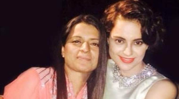 Kangana Ranaut, Kangana Ranaut Sister, Rangoli Ranaut, Kangana Ranaut Sister Rangoli, Rangoli Ranaut acid attack Survivor, Kangana Ranaut Sister Acid Attack, Kangana Sister Rangoli, Kangana sister acid attack story, Kangana Ranaut News, Kangana Ranaut Confession, Entertainment news