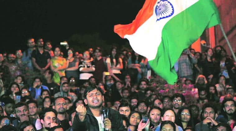 kanhaiya kumar, kanhaiya kumar speech, kanhaiya kumar bail, jnu row, jnu sedition, kanhaiya speech, kanhaiya kumar jnu, india news, delhi news, kanhayia kumar speech video