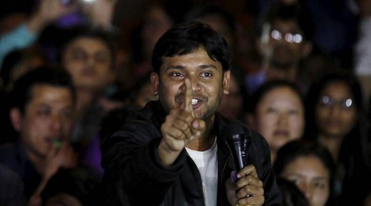 kanhaiya kumar, kanhaiya kumar speech, kanhaiya kumar bail, jnu row, jnu sedition, kanhaiya speech, kanhaiya kumar jnu, india news, delhi news, kanhayia kumar speech video