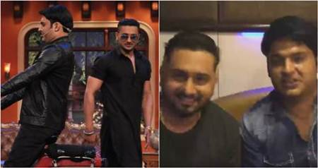 Honey Singh to be the second guest on The Kapil SharmaShow