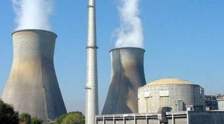 Gujarat powerplant, gujarat atomic plant leak, gujarat news, Kakrapar Atomic Power Station, Karapar atomic power station leak, kakrapar atomic power station shutdown, kakrapa atomic plant, india news