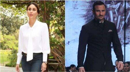 Kareena, kareena kapoor, kareena kapoor khan, ki and ka, saif ali khan, kareena kapoor saif ali khan, kareena kapoor husband, kareena husband, arjun kapoor, r balki, arjun kapoor ki and ka, arjun kareena, kareena kapoor news, kareena kapoor movies, entertainment news