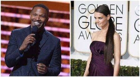 Jamie Foxx's rep shuts down Katie Holmes engagement rumours