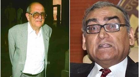 In role reversal, judge Markandey Katju gets no relief from lawyer Fali S Nariman