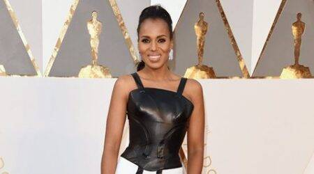'Scandal' helped me to be a good mother: KerryWashington
