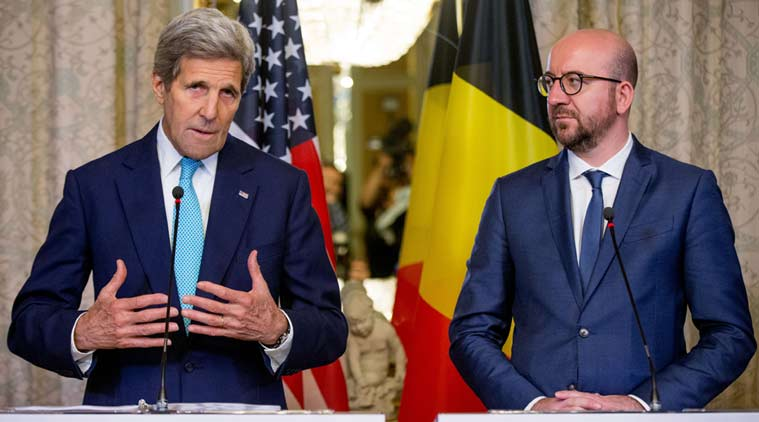 americans brussels, john kerry brussels, brussels attack