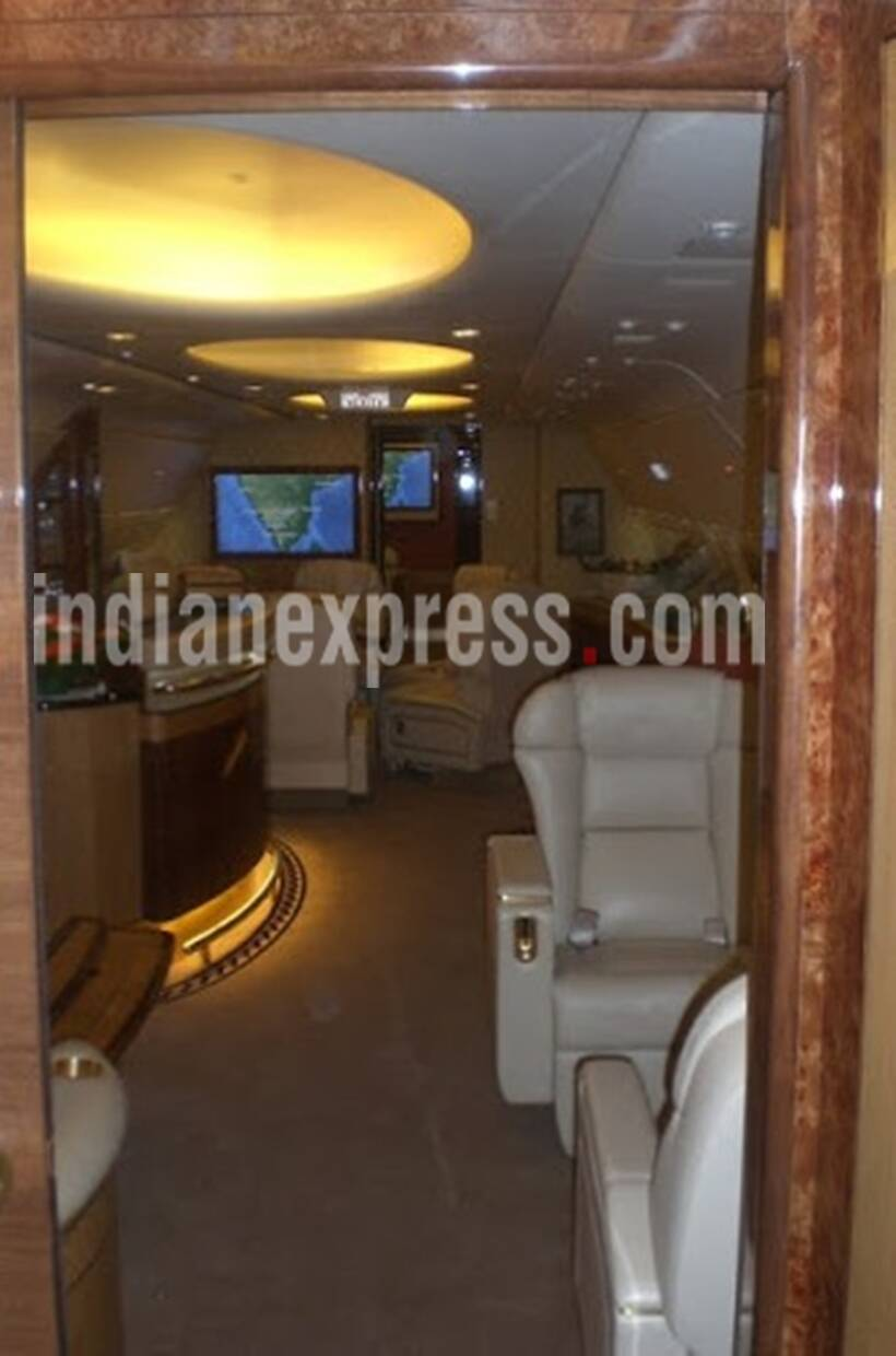Mallyas Darling Airbus A Which Is Up For Vijay Mallya House Interior
