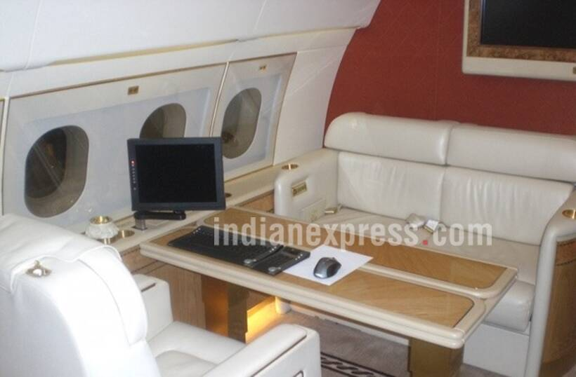 See Vijay Mallyau0027s Darling Airbus A319 Which Is Up For Auction