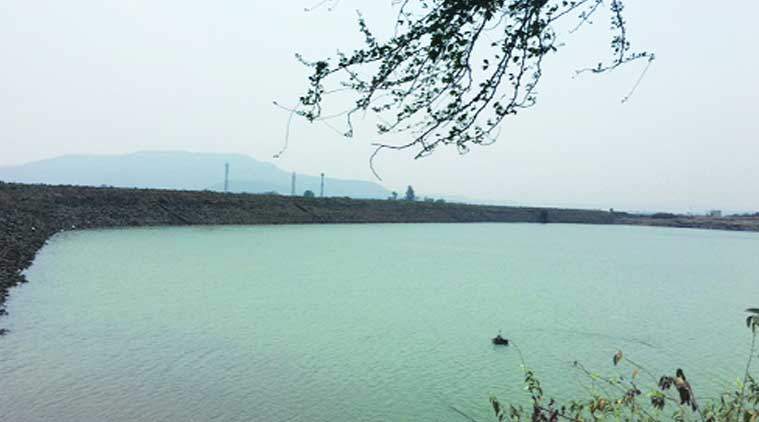 The reservoir, said to have been built in the era of Nana Phadnavis, still supplies water. Express