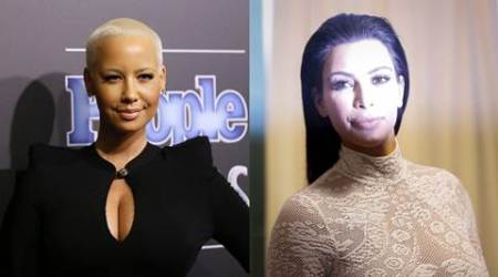 Amber Rose defends Kim Kardashian's naked selfie