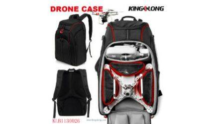 drones, DJI, Kingslong, carry drones, drone bags, drones cases, aerial drones, photographic drones, gadgets, technology, technology news