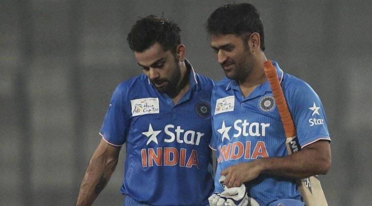 For me, loyalty matters the most: Virat Kohli recalls times when MS Dhoni backed him