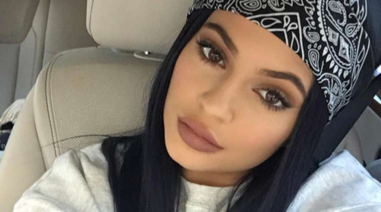 I Use Eyeliner As Lipliner To Get My Perfect Pout Kylie Jenner