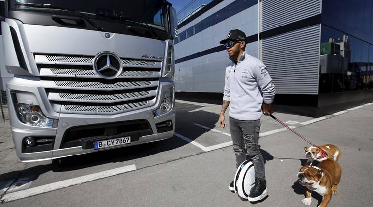 Lewis Hamilton, Hamilton, Mercedes, Mercedes Hamilton, Williams, Valtteri Bottas , Bottas, Bottas Williams, Formula one, F1, F1 testing, Ferrari news, Mercedes news, Williams news, motor sports news, Motor Sports