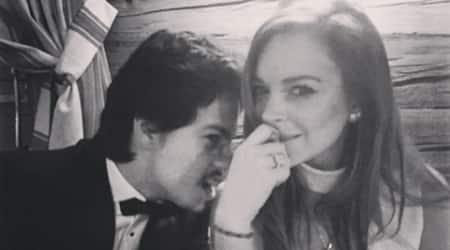 Lindsay Lohan's new boyfriend will help revive her career:Dad