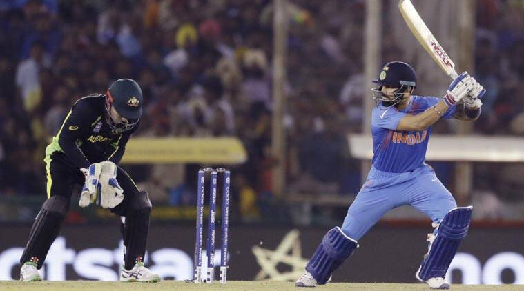 India Beat Australia By Six Wickets In Mohali Reach Semis Sports