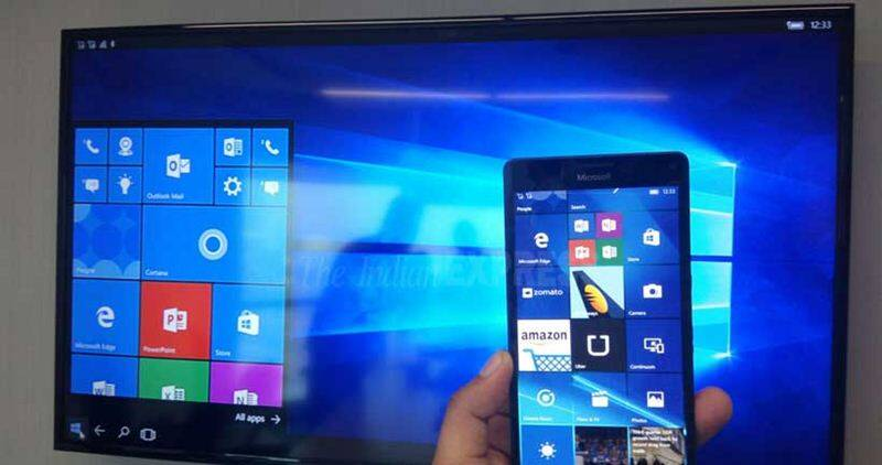 Microsoft Lumia 950 and Lumia 950 XL were the first devices to feature Windows 10 Mobile