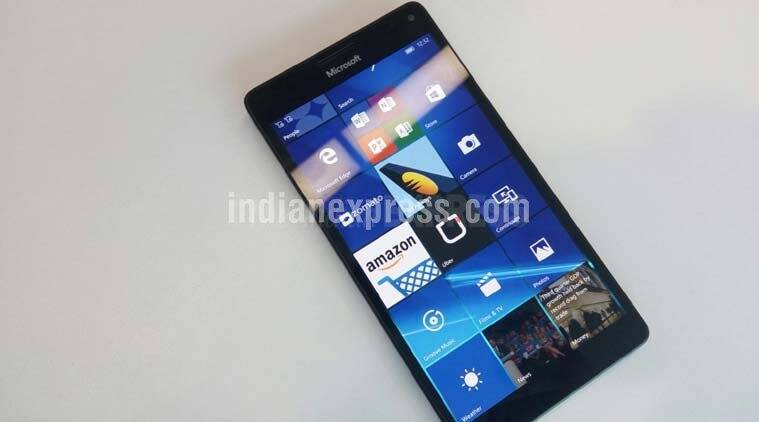 Microsoft Lumia 950 and Lumia 950 XL were the first devices to feature Windows 10 Mobile operating system