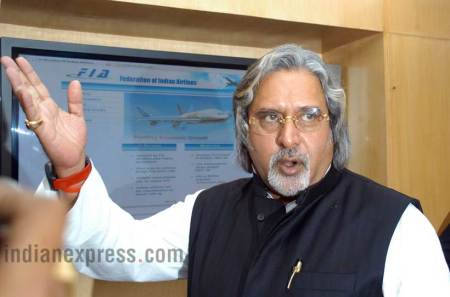 "VIJAY MALLYA,CMD- KING FISHER AT THE LAUNCH OF WEBSITE OF FIA (FEDERATION OF INDIAN AIRLINES IN NEW DELHI ON TUESDAY. PIX: RAAJ DAYAL.                                                                *** Local Caption *** "" VIJAY MALLYA,CMD- KING FISHER AT THE LAUNCH OF WEBSITE OF FIA (FEDERATION OF INDIAN AIRLINES IN NEW DELHI ON TUESDAY. PIX: RAAJ DAYAL."""