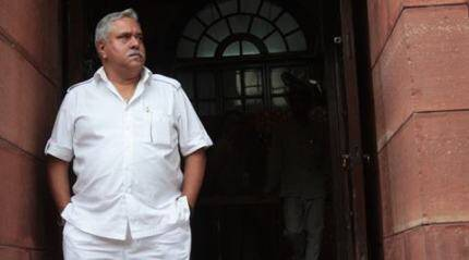Vijay Mallya's resignation from Rajya Sabha rejected on procedural grounds