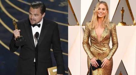 Leonardo DiCaprio was cool as cucumber after winning Oscar: Margot Robbie