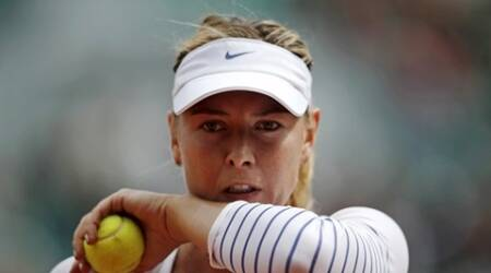 Maria Sharapova, doping test, drug test, Maria Sharapova drug test, Maria Sharapova dope, Maria Sharapova fans, tenis, Maria Sharapova tenis, indian express