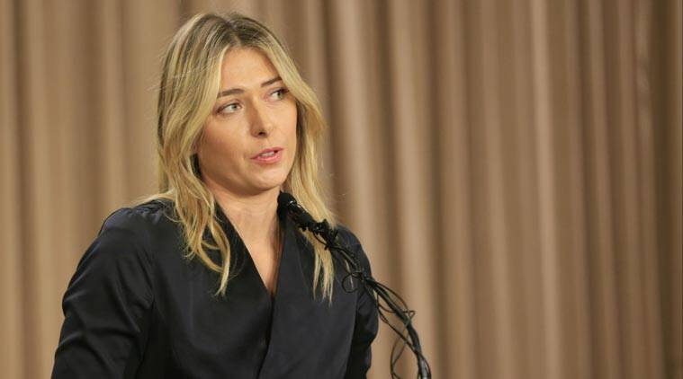Maria Sharapova, Sharapova, Sharapova news, Sharapova drug test, Sharapova drugs, Sharapova failed drug test, Sharapova ban, Sharapova meldonium, Sharapova doping, tennis doping, tennis drug tests, tennis doping fines, tennis doping ban, tennis news, tennis