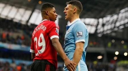 Manchester City v Manchester United - Barclays Premier League