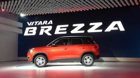 Baleno, Ciaz, Brezza, S Cross push Maruti closer to 50% market share