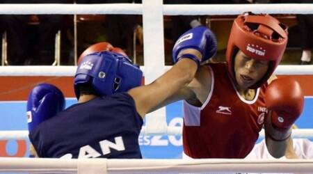 Sad that I'm made to look like the enemy, says Mary Kom