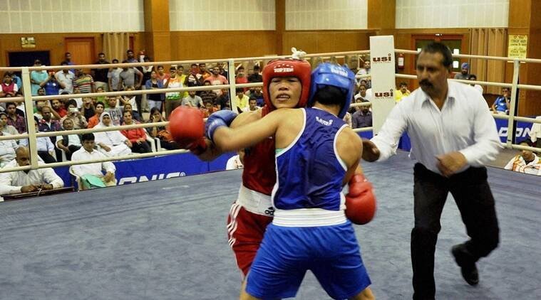Selection trials for the Asia-Oceania Olympic qualifier competition