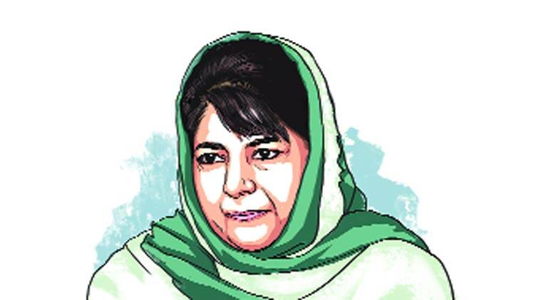 Meanwhile, there are also indications that Mehbooba is under pressure from her party's old guard that in case she takes over as chief minister, the post of PDP president should be given to a party leader from outside the family.