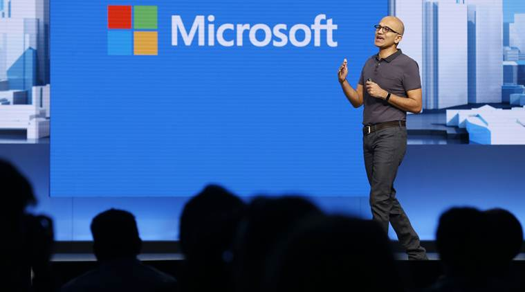 Microsoft wants you to talk more with your computer - and have more useful conversations (Source: AP)