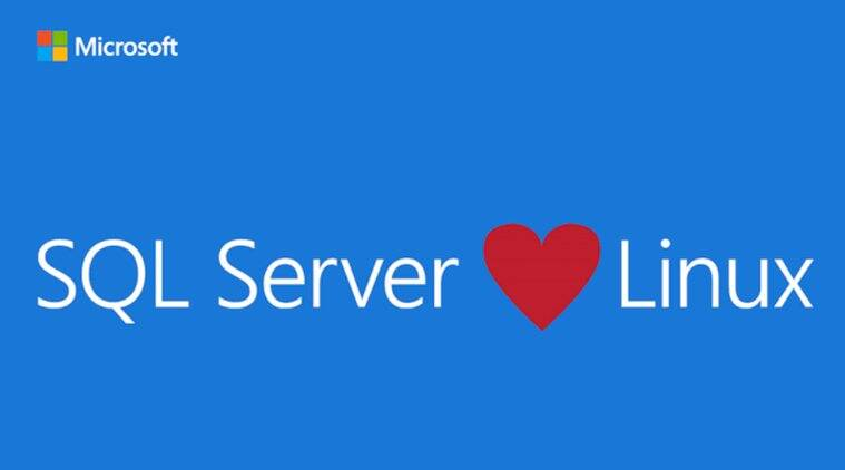 Microsoft Extends SQL Server to Linux