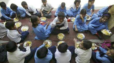 mid day meal, midday meal, uttar pradesh, mid day meal sick, students sick mid day meal, up midday meal sick, uttar pradesh news, india news, latest news