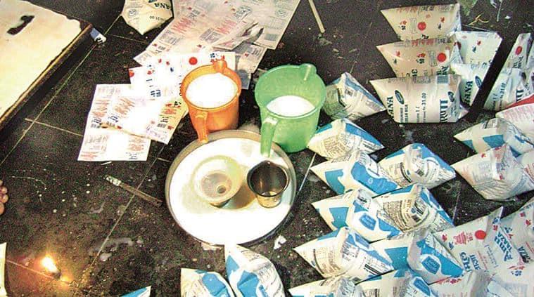 Borivli-Dahisar residents, milk adultration, New Link Road Residents Forum, stop milk adulteration, indian express hyperlocal, mumbai news, latest news
