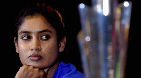 ICC Women's World T20: Bat woman from India