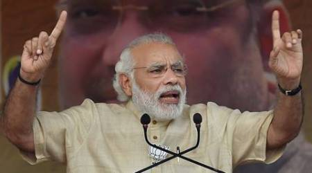 narendra modi, pm modi, modi madhya pradesh rally, modi mhow rally, bjp mp rally mhow modi rally college students, college students modi indore rally, bjp news, madhya pradesh news, modi news, latest news