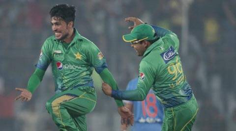 ICC World T20: Mohmmad Amir just a normal bowler who was good  on that day, says Rohit Sharma
