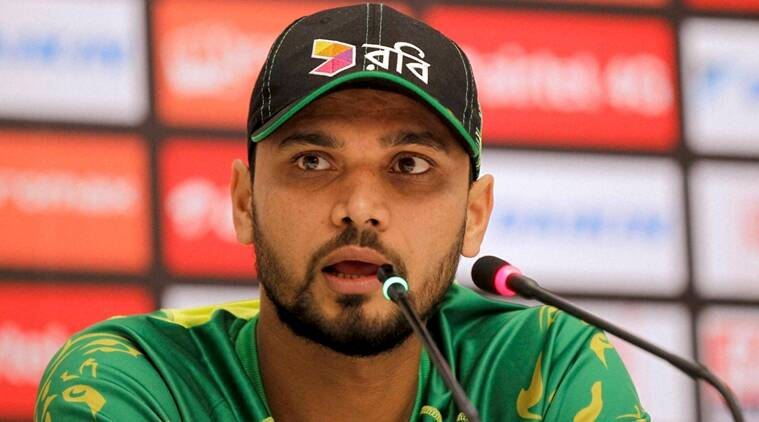 Asia Cup, Asia Cup final, Asia Cup 2016, Asia Cup T20, Asia Cup updates, India vs bangladesh, India Bangladesh, Ind vs Ban, Mashrafe Mortaza, Mortaza captain, Mortaza Bangladesh, sports news, sports, cricket news, Cricket