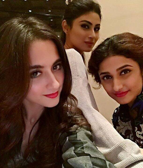 Sanjeed, Ragini Khanna, Mouni Roy